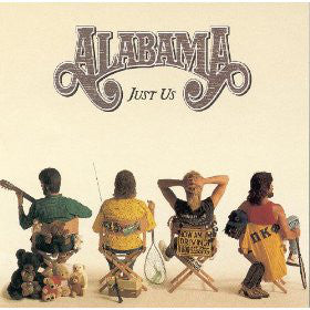 Alabama ‎– Just Us - Pre-Owned CD