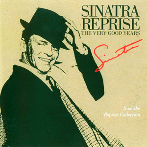 Frank Sinatra ‎– Sinatra Reprise: The Very Good Years - Pre-Owned CD