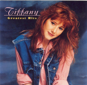 Tiffany ‎– Greatest Hits - Pre-Owned CD