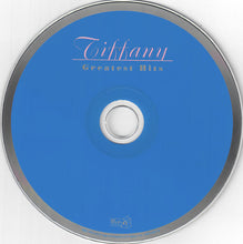 Load image into Gallery viewer, Tiffany ‎– Greatest Hits - Pre-Owned CD