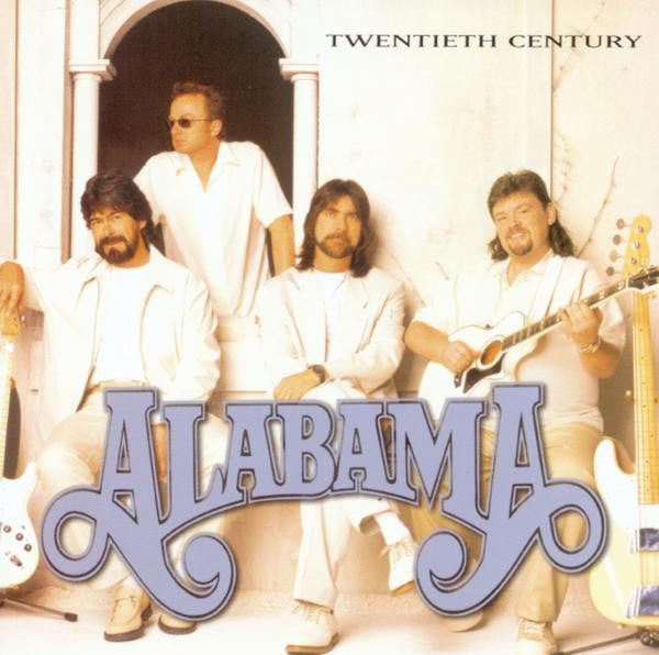 Alabama ‎– Twentieth Century - Pre-Owned CD