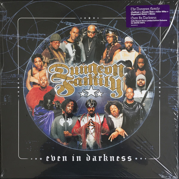 Dungeon Family ‎– Even In Darkness - New Sealed Vinyl