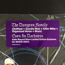 Load image into Gallery viewer, Dungeon Family ‎– Even In Darkness - New Sealed Vinyl