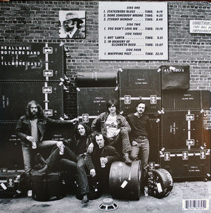 The Allman Brothers Band ‎– The Allman Brothers Band At Fillmore East - New Sealed Vinyl LP