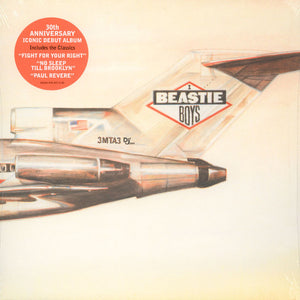Beastie Boys ‎– Licensed To Ill - New Sealed 180g Vinyl LP