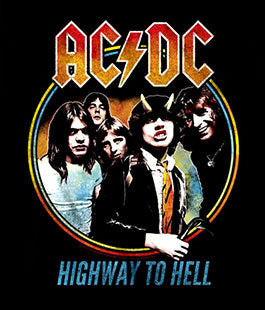 ACDC (HIGHWAY TO HELL) SHIRT