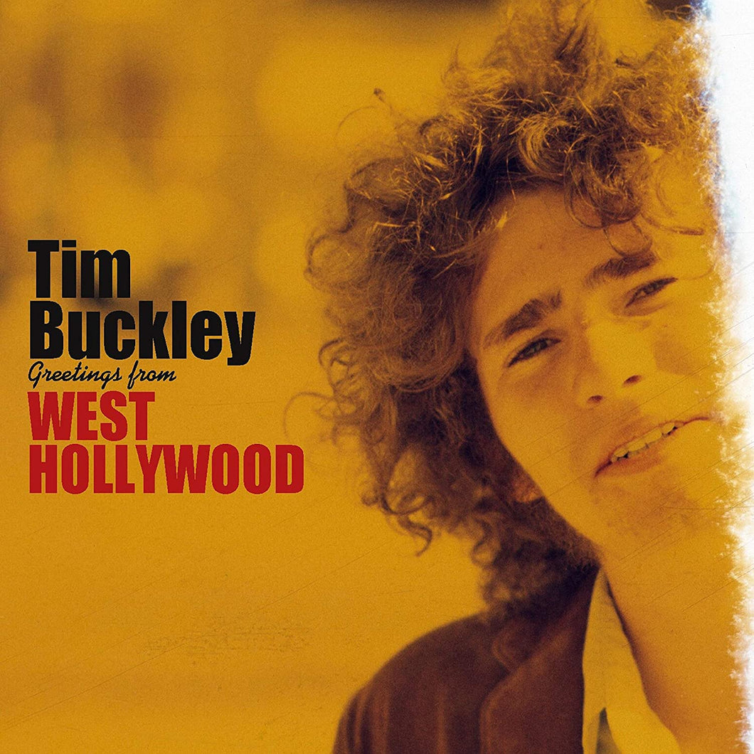 Tim Buckley - Greetings From West Hollywood - New Sealed Vinyl LP