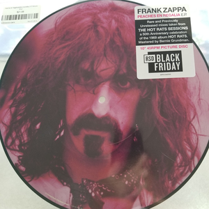 Frank Zappa - Peaches En Regalia - New Sealed Vinyl LP