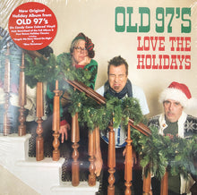Load image into Gallery viewer, Old 97's - Love The Holidays - New Sealed Vinyl LP