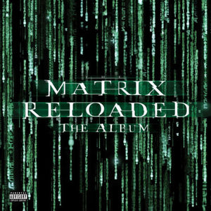 The Matrix Reloaded The Album - New Sealed Vinyl LP