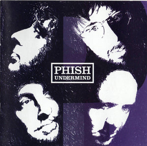 Phish - Undermind - Pre-Owned CD + DVD
