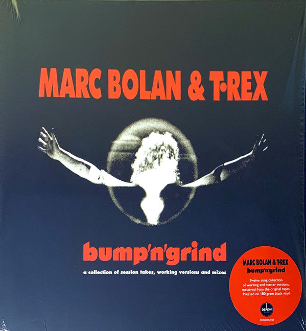 Marc Bolan & T. Rex - Bump 'n' Grind - New Sealed Vinyl LP