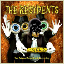 Load image into Gallery viewer, THE RESIDENTS - Icky Flix: The Original Soundtrack Recording - New Sealed Vinyl LP