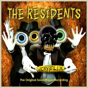 THE RESIDENTS - Icky Flix: The Original Soundtrack Recording - New Sealed Vinyl LP