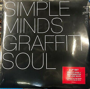 Simple Minds - Graffiti Soul - New Sealed Vinyl LP
