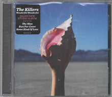 Load image into Gallery viewer, The Killers - Wonderful Wonderful - New Sealed CD