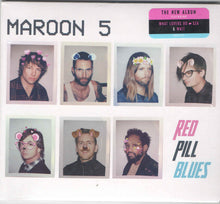 Load image into Gallery viewer, Maroon 5 - Red Pill Blues - New Sealed CD