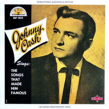 Load image into Gallery viewer, Johnny Cash ‎– Sings The Songs That Made Him Famous - New Sealed Vinyl LP