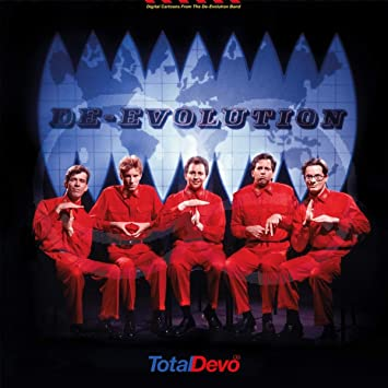 Devo - Total Devo - New Sealed Vinyl LP