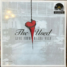 Load image into Gallery viewer, The Used - Live From Maida Vale -New Sealed Vinyl LP