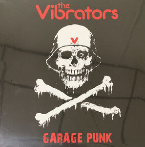 The Vibrators - Garage Punk - New Sealed Vinyl LP