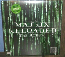Load image into Gallery viewer, The Matrix Reloaded The Album - New Sealed Vinyl LP