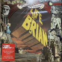 Load image into Gallery viewer, Monty Python - Life Of Brian - New Sealed Vinyl LP