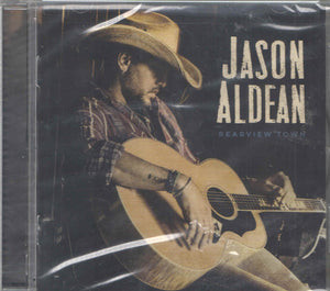 Jason Aldean - Rearview Town - New Sealed CD