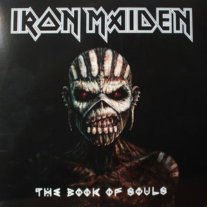 Iron Maiden - The Book Of Souls - New Sealed Vinyl LP