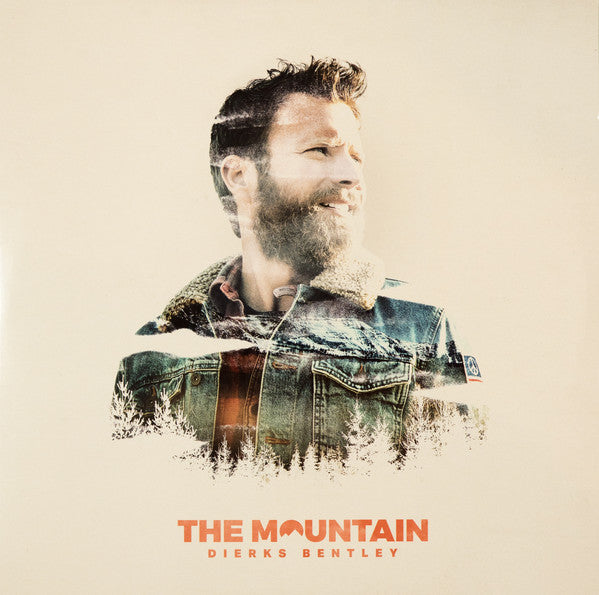 Dierks Bentley - The Mountain - New Sealed Double Vinyl LP