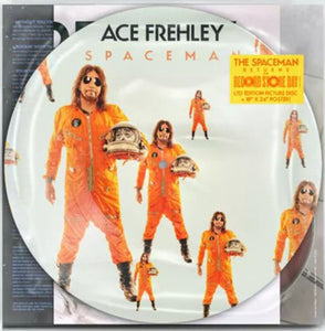 Ace Frehley - Spaceman - New Sealed Picture Vinyl LP