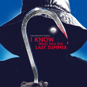 I Know What You Did Last Summer - Original Motion Picture Soundtrack - New Sealed Vinyl LP