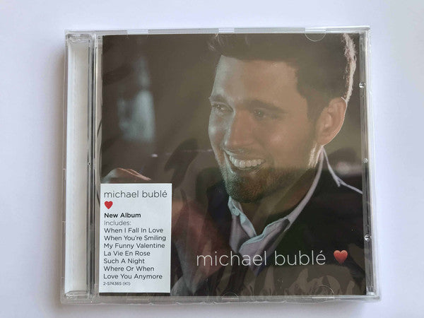Michael Bublé ‎– Love - New Sealed CD