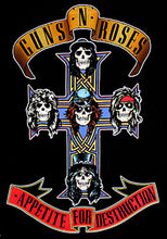 Load image into Gallery viewer, GUNS N ROSES (AFD JUMBO) T-Shirt
