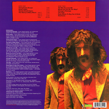 Load image into Gallery viewer, Frank Zappa - Chunga's Revenge - New Sealed Vinyl LP