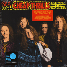 Load image into Gallery viewer, Big Brother & The Holding Co. - Sex, Dope, & Cheap Thrills - New Sealed Vinyl LP