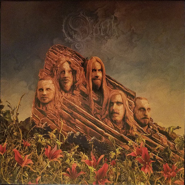 Opeth ‎– Garden Of The Titans (Opeth Live At Red Rocks Amphitheatre) - New Sealed Vinyl LP