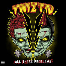 "Load image into Gallery viewer, Twiztid - All These Problems - New Sealed 10"" Vinyl LP"