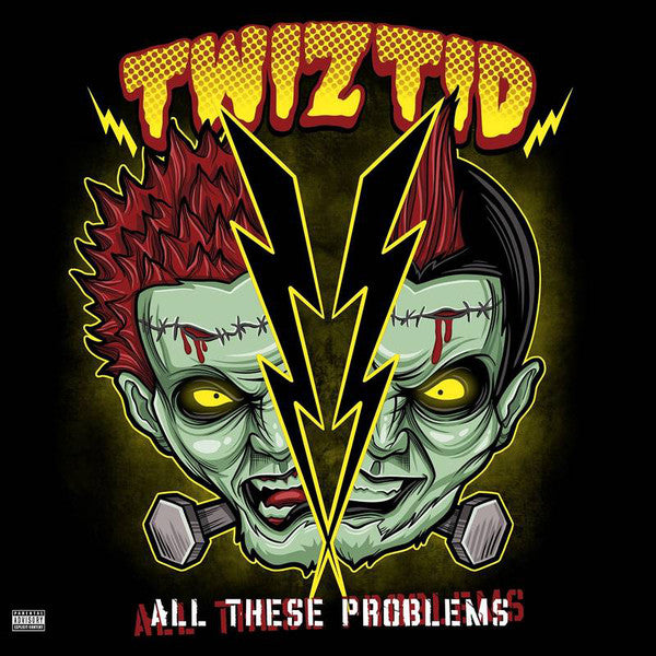 Twiztid - All These Problems - New Sealed 10