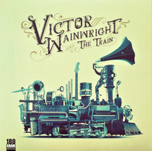 Load image into Gallery viewer, Victor Wainwright & The Train - Victor Wainwright & The Train - New Sealed Vinyl LP
