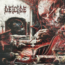 Load image into Gallery viewer, Deicide - Overtures of Blasphemy - New Sealed Vinyl LP