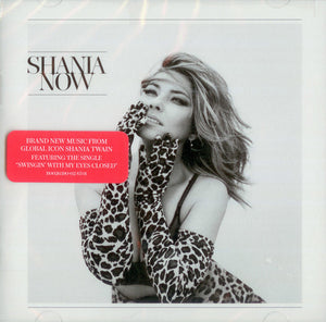 Shania Twain - Now - New Sealed CD