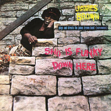 Load image into Gallery viewer, James Brown Plays And Directs The James Brown Band ‎– Sho Is Funky Down Here - New Sealed Vinyl LP