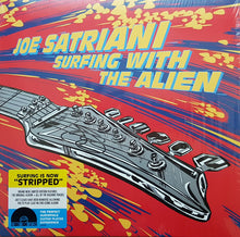 Load image into Gallery viewer, Joe Satriani ‎– Surfing With The Alien - New Sealed Vinyl LP