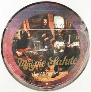 The Magpie Salute - The Killing Moon - New Sealed Vinyl LP