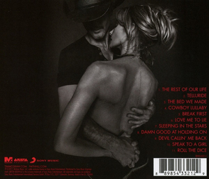Tim McGraw & Faith Hill - The Rest Of Our Life - New Sealed CD