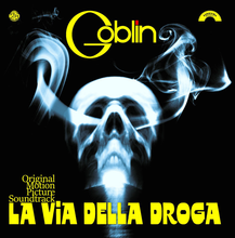 Load image into Gallery viewer, Goblin ‎– La Via Della Droga (Original Motion Picture Soundtrack) - New Sealed Vinyl LP