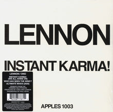 Load image into Gallery viewer, Lennon - Instant Karma! - New Sealed Vinyl LP