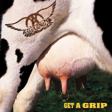 Load image into Gallery viewer, Aerosmith - Get A GRIP