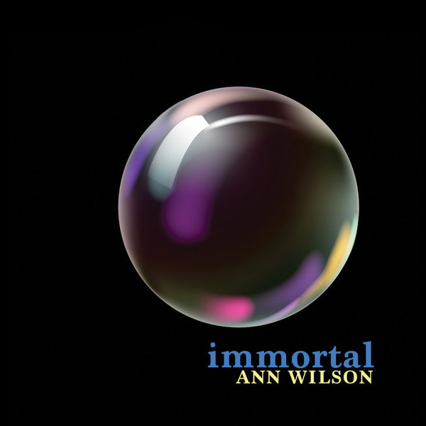 Ann Wilson - Immortal - New Sealed Vinyl LP
